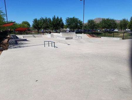 Anthem Skatepark