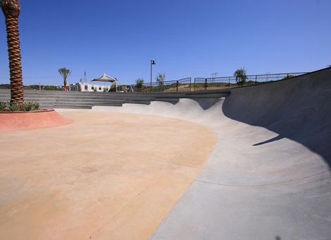 City of Santa Clarita Skatepark