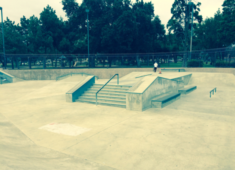Upland Community Foundation Skatepark