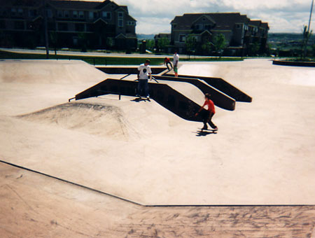 Castle Rock Skatepark