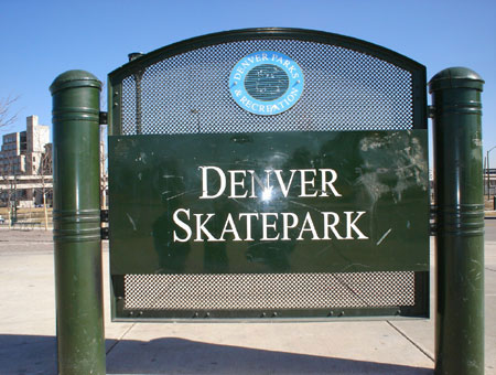 Welcome to the largest outdoor free public skatepark in the United States