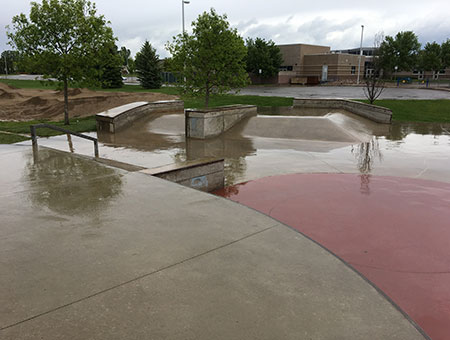 Stephen Day Skatepark
