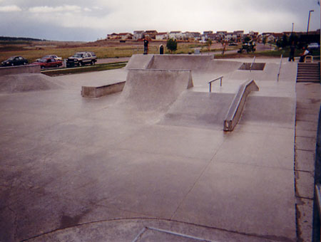 John L. Stone Skatepark - Colorado Springs, CO