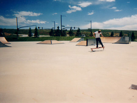 The Tanks Skatepark - Highlands Ranch, CO