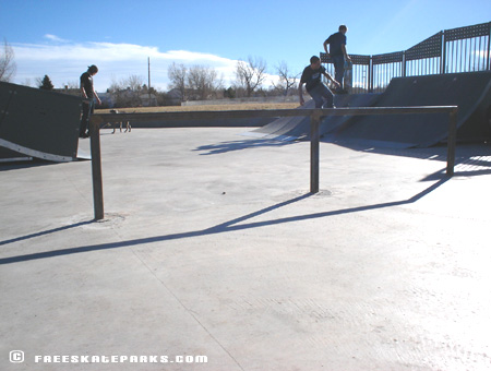 Weaver Hollow Skatepark