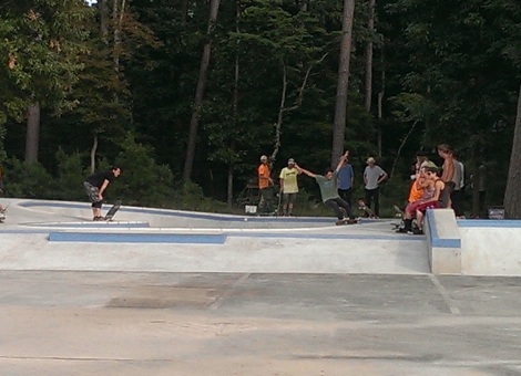 Epworth Skatepark