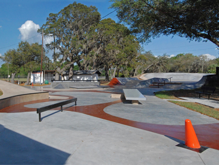 Florida Skateparks Map.Brandon Skatepark Riverview Fl