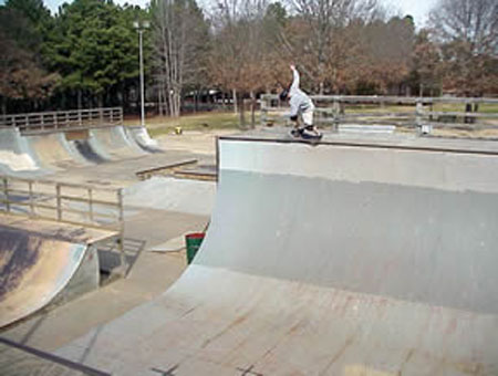 Big Halfpipe!